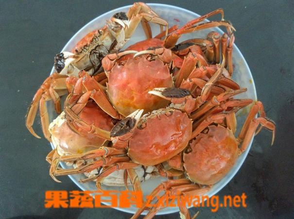 果蔬百科螃蟹蒸多长时间 蒸螃蟹怎么做好吃