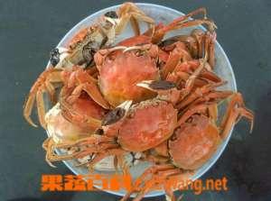 螃蟹蒸多长时间 蒸螃蟹怎么做好吃